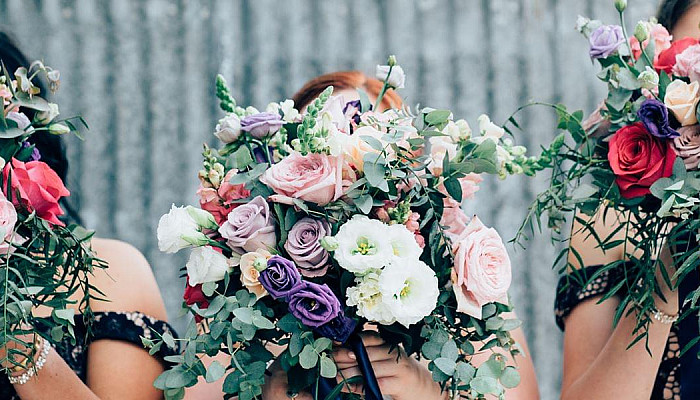 A Guide To The Symbolic Meaning of Various Wedding Flowers