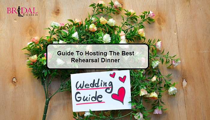 Wedding Planning Guide - How To Host The Perfect Rehearsal Dinner
