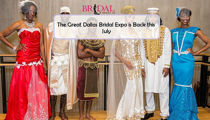Dallas Bridal Show Is Coming To Solve All Your Wedding Planning Woes